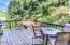 853 NE Lakewood Dr, Newport, OR 97365 - Beautiful Rear Deck