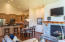 3144 NE Cascara Ct, Lincoln City, OR 97367 - To the kitchen