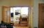 206 NW Alsea Bay Dr, Waldport, OR 97394 - Den Double Glass Doors