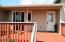 206 NW Alsea Bay Dr, Waldport, OR 97394 - Covered Front Porch/ Entry