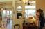 206 NW Alsea Bay Dr, Waldport, OR 97394 - Den to Living & Kitchen