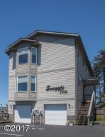 35 & 45 NE Clarke Street, Depoe Bay, OR 97341 - Snuggle Inn Front