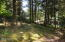 202 N Deer Hill Dr, Waldport, OR 97394 - Viewing home from property corner