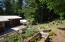 202 N Deer Hill Dr, Waldport, OR 97394 - Backyard and garden