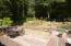 202 N Deer Hill Dr, Waldport, OR 97394 - Large deck and garden area