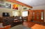 202 N Deer Hill Dr, Waldport, OR 97394 - Living room and entry