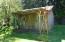 126 N Holiday Lane, Otis, OR 97368 - shed