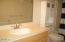 5870 El Mar Ave, Gleneden Beach, OR 97388 - Updated guest bath
