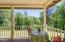 381 Maple Dr, Otis, OR 97368 - Covered Porch