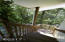264 N New Bridge Rd, Otis, OR 97368 - balcony-stairs-down