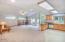 5250 SW Flansberg Ave, Waldport, OR 97394 - Living Room & Kitchen
