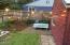 108 SE Fogarty St, Newport, OR 97365 - Back yard