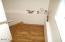 1098 NE 7th Dr, Newport, OR 97365 - Hardwood floors at stairway