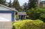 1098 NE 7th Dr, Newport, OR 97365 - Side Yard & Garden Shed