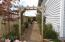 255 NW Fayette St, Waldport, OR 97394 - Arbor and Back Yard Garden Patio!