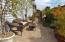 255 NW Fayette St, Waldport, OR 97394 - Patio Garden Sanctuary!