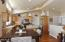 255 NW Fayette St, Waldport, OR 97394 - Dining Area to Kitchen!