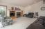 6110 NE Oar Dr, Lincoln City, OR 97367 - Living Room