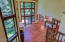 453 Summit View Ln, Gleneden Beach, OR 97388 - giant vaulted ceiling