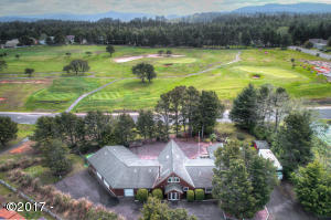 2485 SW Fairway Cir, Waldport, OR 97394 - Aerial View
