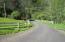 9514 S Schooner Creek Rd, Otis, OR 97368 - Paved driveway