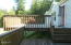 9514 S Schooner Creek Rd, Otis, OR 97368 - Front deck