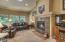 65 SW Cormorant, Depoe Bay, OR 97341 - Warm Living Room