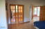 5620 E Alsea Hwy, Waldport, OR 97394 - french doors to master bthrm