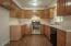 6732 SW Galley Ave, Lincoln City, OR 97367 - Kitchen