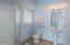 6345 NE Mast Ave, Lincoln City, OR 97367 - Garden Level Bathroom