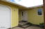 1910 NW Bridgeview Dr, Waldport, OR 97394 - Front Entry