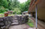 346 N Ashcroft St., Otis, OR 97368 - Rock Stairs