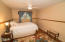 40 Schoolhouse St, Depoe Bay, OR 97341 - Another Bedroom Upstairs