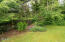 40 Schoolhouse St, Depoe Bay, OR 97341 - Private Side Yard Area