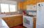 1820 NE Oar Ave, Lincoln City, OR 97367 - Kitchen over looking the back yard