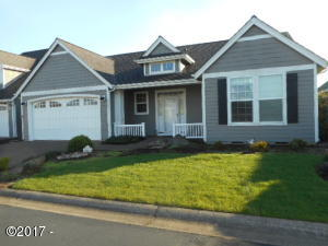 5765 SW Barnacle Ct, South Beach, OR 97366 - Front of home