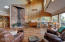 1506 NW Sandpiper Dr, Waldport, OR 97394 - built in book shelves