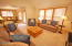 5795 Barefoot Ln. Share A, Pacific City, OR 97135 - Living room
