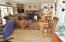 957 SW Waziyata Ave 97394, Waldport, OR 97394 - Fireplace in Bonus Room