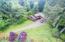847 Hamer Rd, Siletz, OR 97380 - Aerial of house
