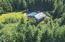 372 Fruitvale Rd, Newport, OR 97365 - Aerial of House