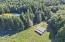 372 Fruitvale Rd, Newport, OR 97365 - Aerial of Barn & House