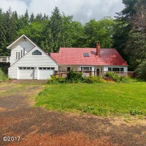 5985 Yachats River Rd, Yachats, OR 97498 - Main House
