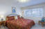 1335 NW Harbor Ave., Lincoln City, OR 97367 - Main Level Bedroom #1