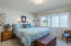 1335 NW Harbor Ave., Lincoln City, OR 97367 - Main Level Bedroom #2