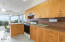 1335 NW Harbor Ave., Lincoln City, OR 97367 - Garden Level Full Kitchen