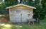 891 NW 6th St, Toledo, OR 97391 - Potting shed