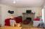 47840 Hawk St, Neskowin, OR 97149 - Living Room with door onto private deck