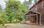 64 N Gerber Ct., Otis, OR 97368 - Covered Entry & Parking Pad