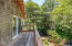 64 N Gerber Ct., Otis, OR 97368 - Master Suite Deck over Creek